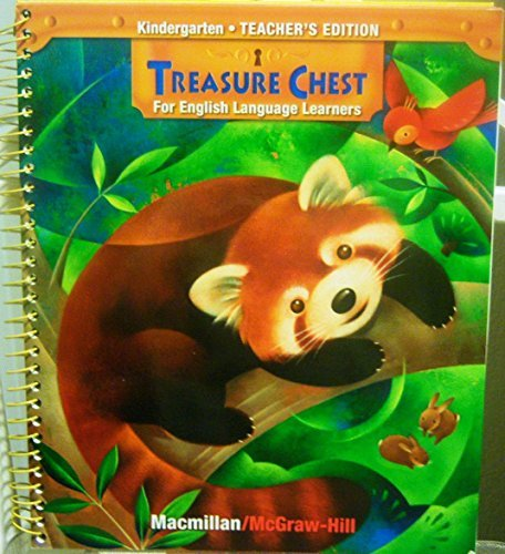 9780021960057: Treasure Chest Kindergarten Teacher's Edition
