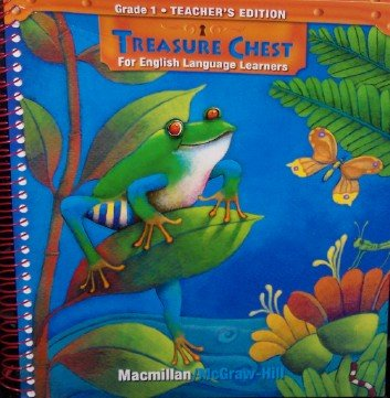 9780021960064: Treasure Chest for ELL Grade 1 Teacher's Edition (Treasures)