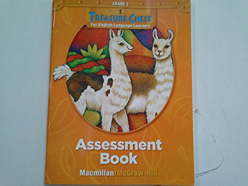 9780021962495: ELL Reading Assessment Book (Treasure Chest For English Language Learners Grade 3)