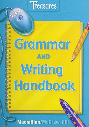 9780021969418: Treasures: Grammar and Writing Handbook, Grade 2
