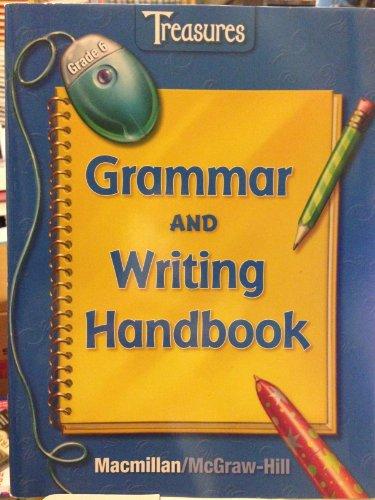 9780021969449: Grammar and Writing Handbook (Treasures Grade 5) (Treasures 5th Grade)