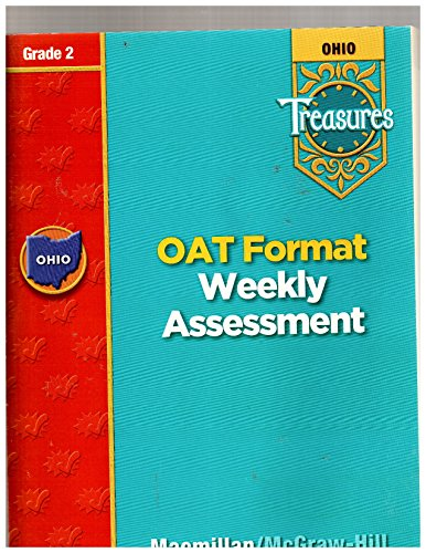 9780021971152: OAT Format Weekly Assessment Ohio Grade 2