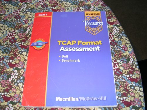 9780021975679: Tennessee Treasures TCAP Format Assessment Grade 5 (Tennessee Treasures)