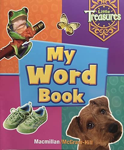 9780021976768: My Word Book (Little Treasures)