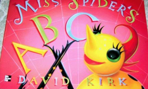 9780021977147: Miss Spider's ABC