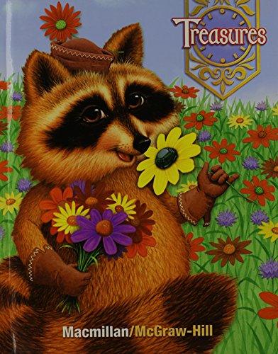 9780021988075: Treasures, A Reading/Language Arts Program, Grade 1, Book 4 Student Edition (ELEMENTARY READING TREASURES)