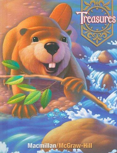 9780021988082: Treasures, A Reading/Language Arts Program, Grade 1, Book 5 Student Edition