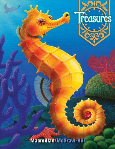 9780021988099: Treasures, A Reading/Language Arts Program, Grade 2, Book 1 Student Edition (ELEMENTARY READING TREASURES)