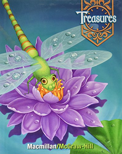 9780021988105: Treasures: A Reading Language Arts Program Grade 2 Book 2