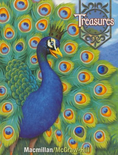 9780021988129: Treasures: A Reading/Language Arts Program 3.2 (H)