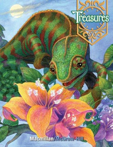 9780021988136: Treasures: A Reading/Language Arts Program (Grade 4, Student Edition)