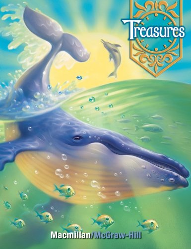 9780021988150: Treasures, A Reading/Language Arts Program, Grade 6 Student Edition (ELEMENTARY READING TREASURES)