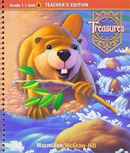 9780021988327: Treasures, A Reading/Language Arts Program, Grade 1, Unit 6 Teacher Edition