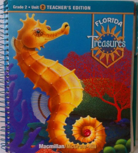9780021988341: Treasures : A Reading /Language Arts Program, Unit 2, Grade 2, Teacher's Edition