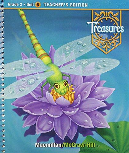 9780021988389: Treasures, A Reading/Language Arts Program, Grade 2, Unit 6 Teacher Edition (ELEMENTARY READING TREASURES)