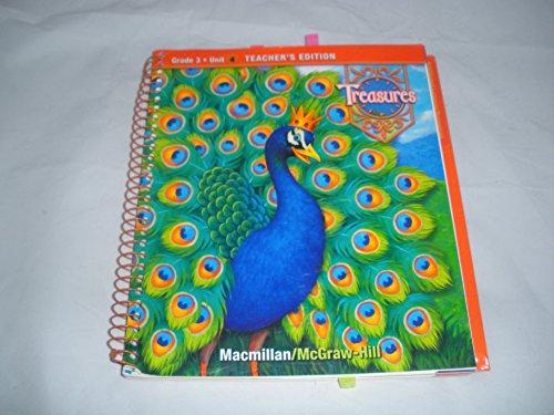9780021988426: Treasures: A Reading/Language Arts Program, Grade 3, Unit 4, Teacher Edition