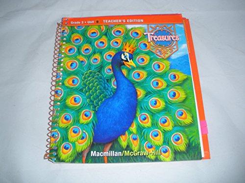Treasures a Reading/language Arts Program Grade 3: Bear, Donald R.;