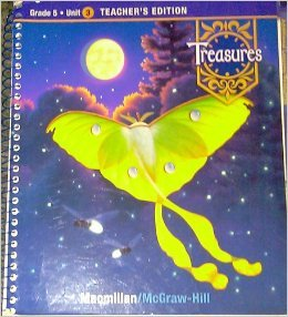 9780021988532: Treasures Teacher's Edition Book: Grade 5, Unit 3 (Treasures: A Reading/Language Arts Program)