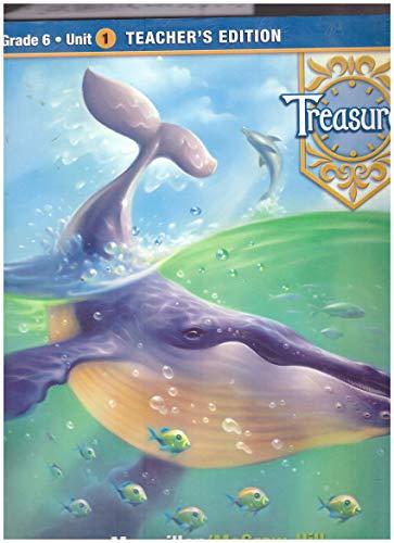 9780021988570: Treasures Reading/Language Arts Grade 6 Unit 1 [TEACHER'S EDITION]