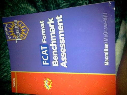 9780021990610: FCAT Format Benchmark Assessment Grade 5 (Florida Treasures)