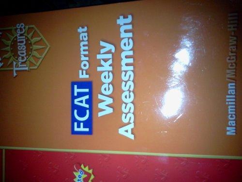 9780021990719: FCAT Format Weekly Assessments Grade 3 (Florida Treasures)