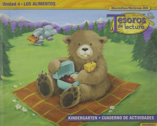 9780021991099: Tesoros de lectura, A Spanish Reading/Language Arts Program, Grade K, Unit 4, Student Activity Book