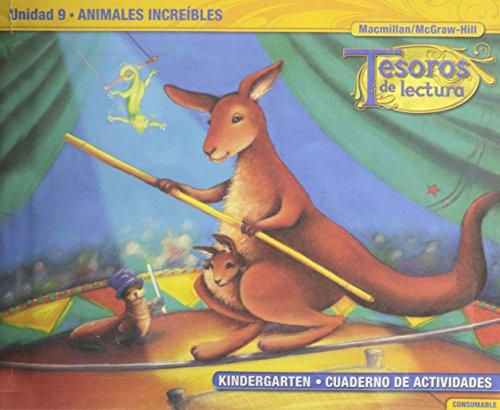 9780021991143: Tesoros de lectura, A Spanish Reading/Language Arts Program, Grade K, Unit 9, Student Activity Book
