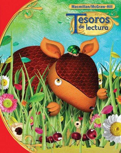 9780021991167: Tesoros de lectura, A Spanish Reading/Language Arts Program, Grade 1 Pupil Book, Book 1 (Elementary Reading Treasures)