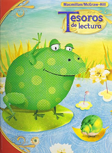 9780021991181: Tesoros de lectura, A Spanish Reading/Language Arts Program, Grade 1 Student Book, Book 3 (ELEMENTARY READING TREASURES) (Spanish Edition)