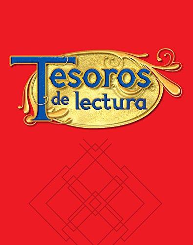9780021991204: Tesoros de lectura, A Spanish Reading/Language Arts Program, Grade 1  Student Book, Book 5