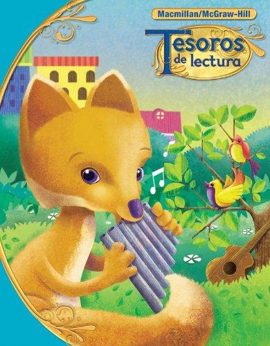 9780021991211: Tesoros de lectura, A Spanish Reading/Language Arts Program, Grade 2, Student Book, Book 1 (ELEMENTARY READING TREASURES) (Spanish Edition)