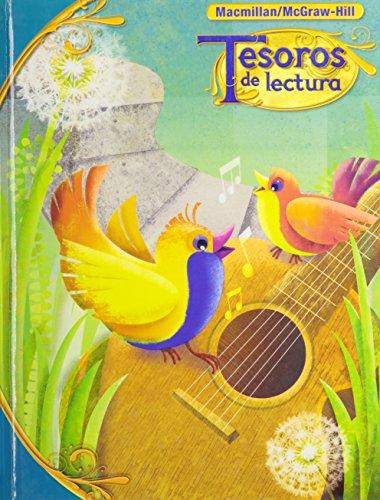9780021991228: Tesoros de Lectura, a Spanish Reading/Language Arts Program, Grade 2, Student Book, Book 2 (Elementary Reading Treasures)