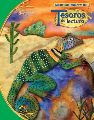 9780021991259: Tesoros de lectura, A Spanish Reading/Language Arts Program, Grade 4, Student Book
