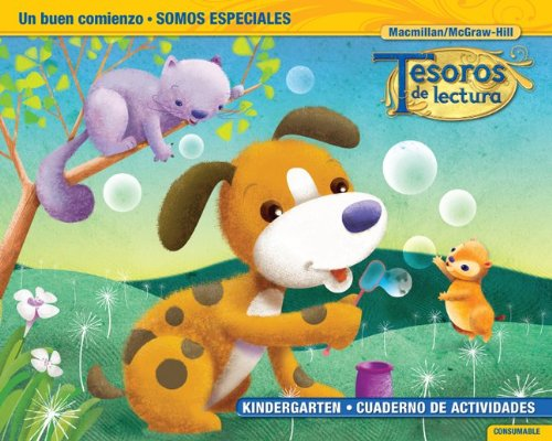 Tesoros de Lectura, a Spanish Reading/Language Arts: McGraw-Hill Education Staff