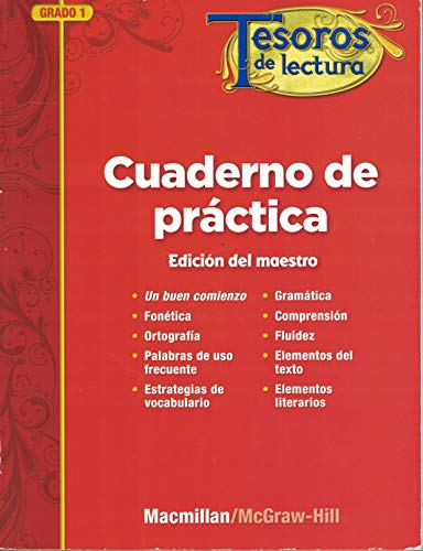 Tesoros de Lectura, a Spanish Reading/Language Arts: McGraw-Hill Education Staff;