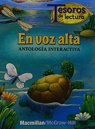 9780021999545: Tesoros de lectura, A Spanish Reading/Language Arts Program, Grade K, Read Aloud Anthology