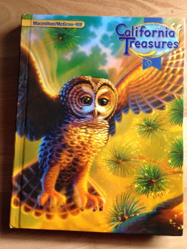9780021999699: California Treasures, Grade 3, Book 2 (California Treasures, Grade 3 Book 2)