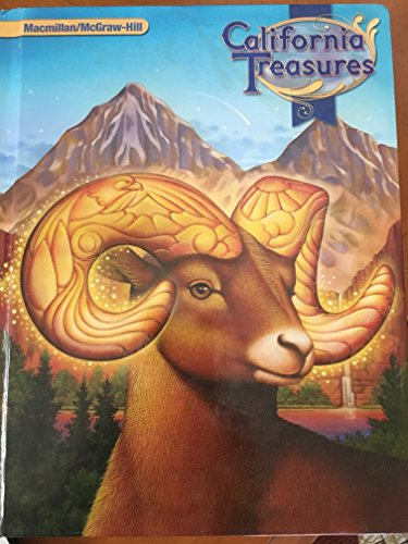 9780021999705: California Treasures, Grade 4 (California Treasures, Grade 4)