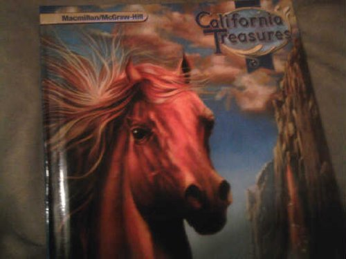 9780021999729: California Treasures Grade 6 (California Treasures, Grade 6)