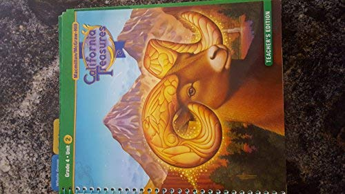California Treasures (Teacher's Edition) (A Reading/Language Arts: Diane August, Donald