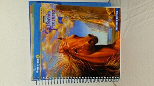 9780021999927: California Treasures Grade 6 Unit 2 Teacher's Edition