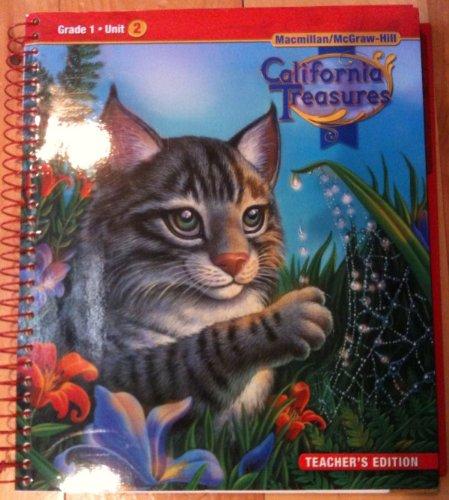 9780022000059: California Treasures: Grade 1 Unit 2 (A Reading/Language Arts Program, Grade 1 Unit 2)
