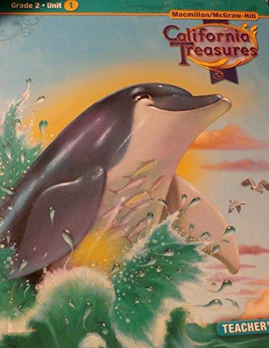 9780022000110: California Treasures, Grade 2 Unit 1 (Teacher's Edition)