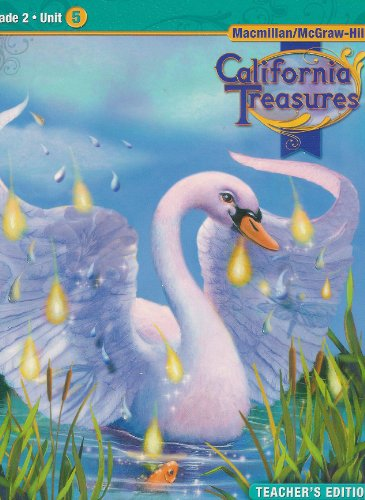 9780022000158: California Treasures Grade 2 Unit 5 Teacher's Edition