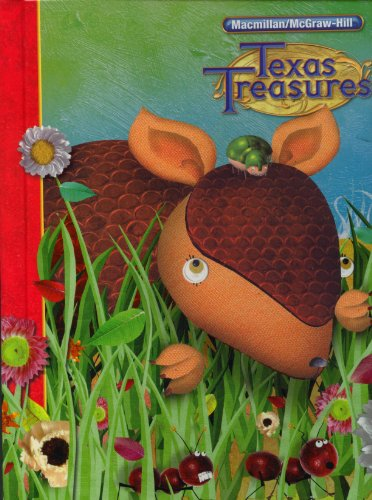 9780022000172: Texas Treasures: Reading, Grade 1: A Reading, Language Arts Program