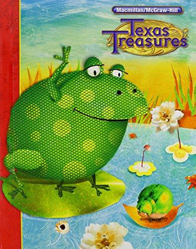 9780022000196: Texas Treasures: A Reading / Language Arts Program: 1.3