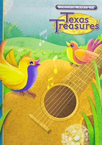 9780022000240: Texas Treasures: A Reading/Language Arts Program