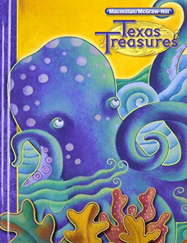 9780022000288: Texas Treasures: A Reading/Language Arts Program