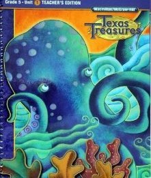 9780022000448: Texas Treasures (Grade 5 Unit 1 Teachers Edition)