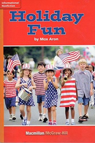 Holiday Fun (GR D; Benchmark 6; Lexile: Max Aron